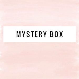 Mystery Box— 5 Items—Size Small—All Name Brand